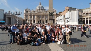 Rome Group Photo