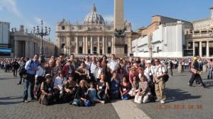 Rome Group Photo